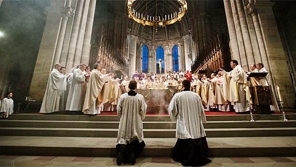 Wielki Tydzień w kościele katolickim