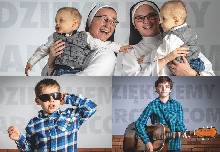 Kościół w Polsce dla dzieci i rodzin