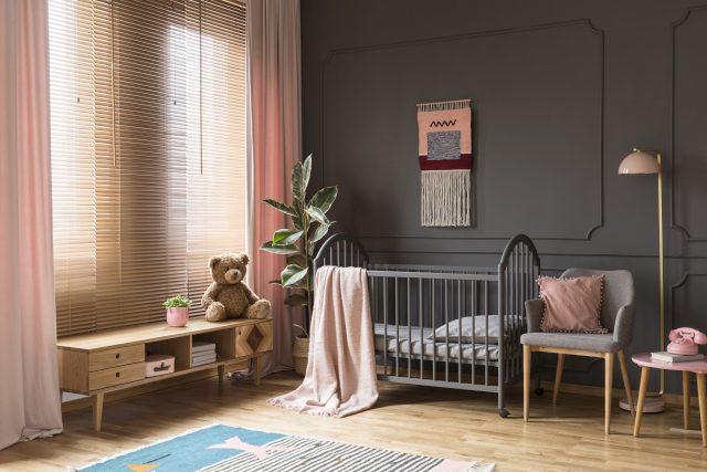 Jakie zasłony lub rolety do pokoju dziecka