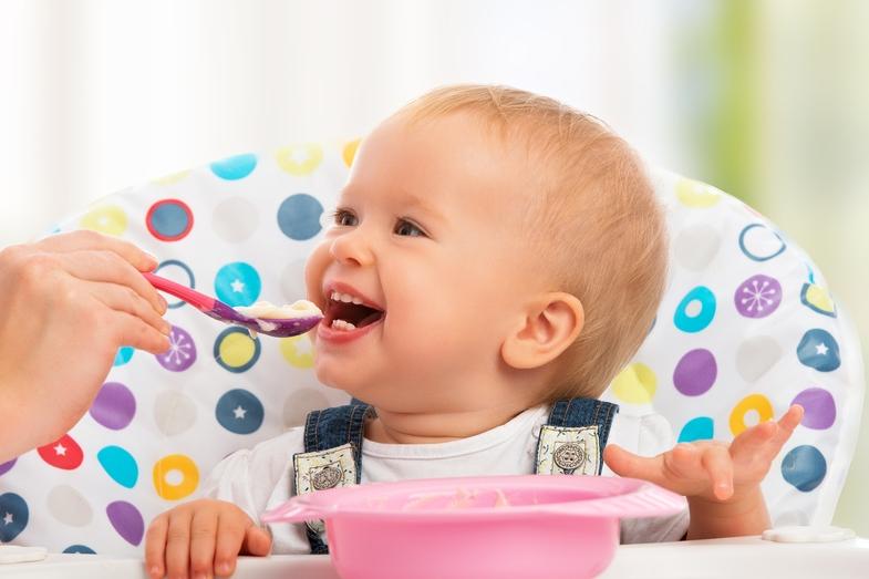 Zupki dla niemowlaka