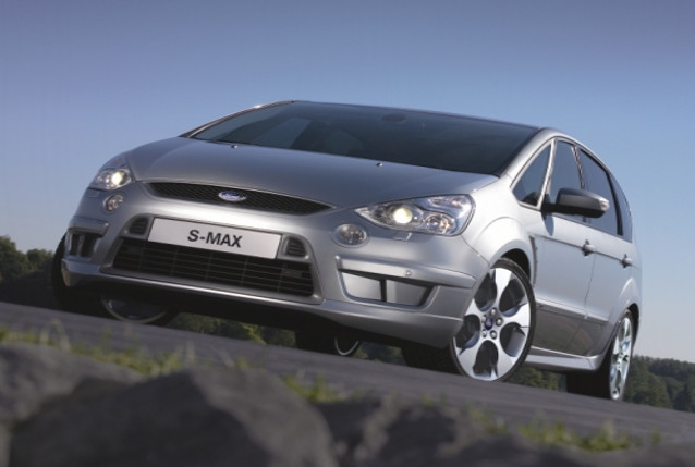 Ford S-MAX 2.0 TDCi Trend 2