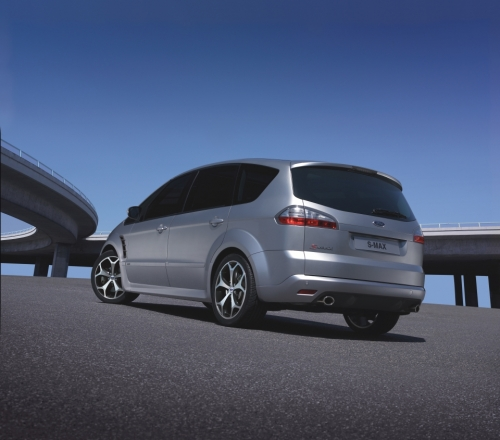 Ford S-MAX 2.0 TDCi Trend 3