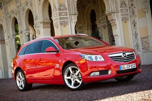 Opel Insignia Sports Tourer 1