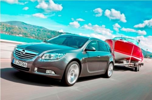 Opel Insignia Sports Tourer 2