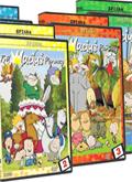 Kól Maciuś I (pakiet 4 płyt DVD)