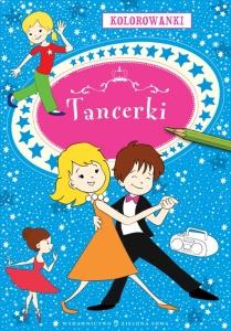 Kolorowanki - Tancerki