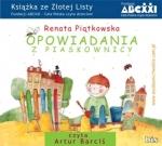 Opowiadania z piaskownicy - audiobook