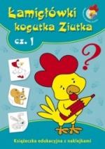 Łamigłówki kogutka Ziutka cz. 1