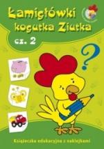 Łamigłówki kogutka Ziutka cz. 2