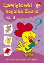 Łamigłówki kogutka Ziutka cz. 3