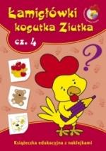 Łamigłówki kogutka Ziutka cz. 4