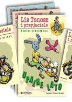 Lis Tonosz i przyjaciele