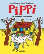 Pippi się wyprowadza i inne komiksy