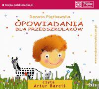 Opowiadania dla przedszkolaków - audiobook