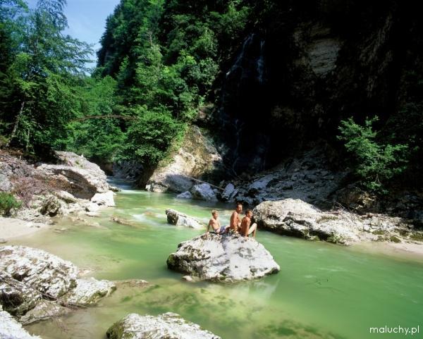 Alpbachtal i okolice