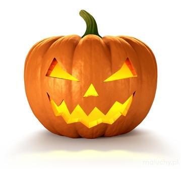Lampion z dyni wzory hallowen u miechni ty lampion zdj cia galeria - Citrouille effrayante ...