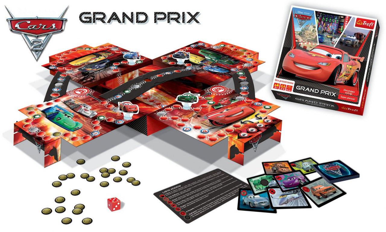 Grand Prix - gra przestrzenna