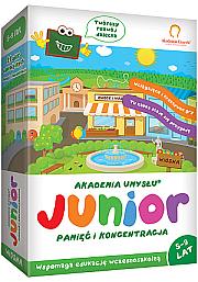 Akademia Umysłu JUNIOR - Wiosna