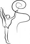 Gimnastyczka artystyczna - gimnastyka artystyczna
