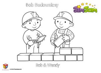 Bob budowniczny i Marta