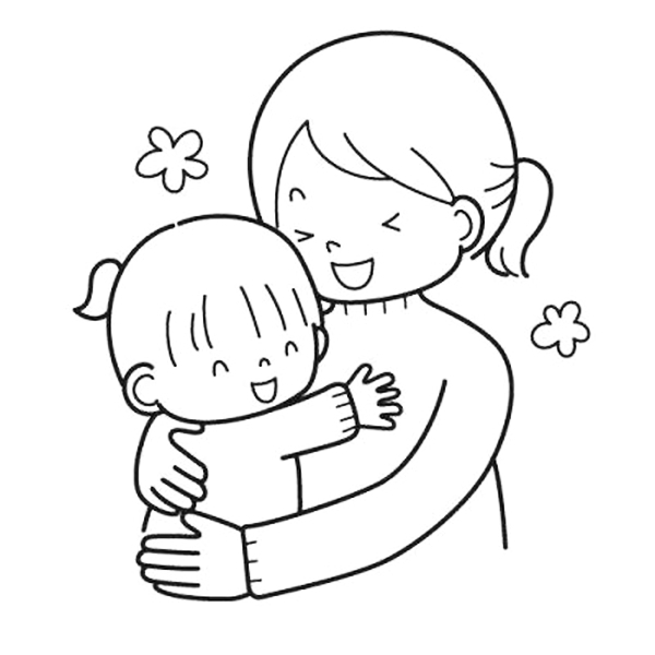 Dzień Matki - mama z dzieckiem
