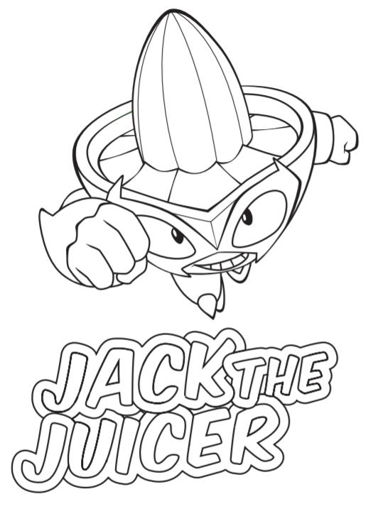 Jack the Juicer