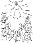 Wszyscy święci i Jezus