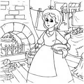 Kopciuszek w kuchni