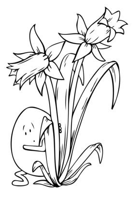 Kolorowanka Kwiaty Dla Mamy Maluchypl