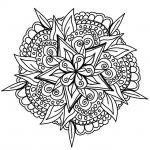 Mandala - malowanka antystresowa