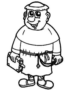 Mnich zakonnik