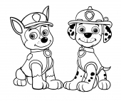 Psi Patrol bajka