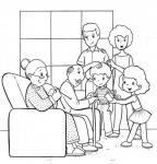 Rodzice dziadkowie dzieci