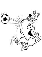 Scooby i piłka