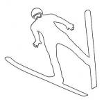 Skoczek narciarski - skoki narciarskie