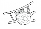 Super Wings - samolot