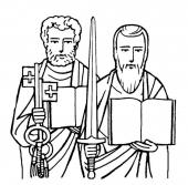 Piotr i Paweł - święci