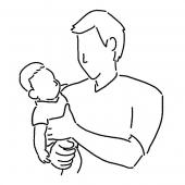 Tato i dziecko
