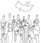 Zesłanie Ducha Świętego - Zielone Świątki