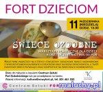 Świece Ozdobne - Warsztaty plastyczne dla dzieci  - Warszawa - zajęcia dla dzieci