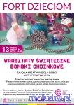 Warsztaty świąteczne dla dzieci - Warszawa - zajęcia dla dzieci