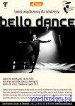 BELLO DANCE taniec współczesny dla młodzieży - Warszawa - zajęcia dla dzieci