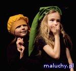 Warsztaty teatralno – ruchowo – plastyczne 7 - 12 lat; - Wrocław - zajęcia dla dzieci