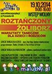 Roztańczyć Żoliborz i całą Warszawę! - Warszawa - zajęcia dla dzieci