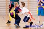 Futbol amerykański tzw. flagówka!  - Warszawa - zajęcia dla dzieci