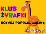 Małe Żyrafki - zajęcia ogólnorozwojowe w Nowym Targu - Nowy Targ - zajęcia dla dzieci