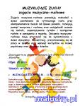 Muzykujące zuchy - zajęcia dla dzieci - Warszawa - zajęcia dla dzieci