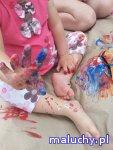TWÓRCZE MALUCHY zajęcia  2-4 latka - Rybnik - zajęcia dla dzieci