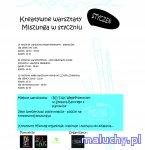 Twórcze warsztaty Miszunga w Styczniu - Siemianowice Śląskie - zajęcia dla dzieci