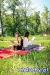 CZYTANIE NA TRAWIE w parku wilanowskim - Warszawa - zajęcia dla dzieci